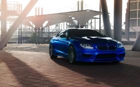 Обои Mirr6r, бмв, BMW, 2013, F13, Coupe, Hamann