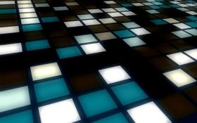 Обои обои, картинка, фон, текстура, цвета, квадраты
