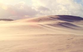 Обои 2560x1600, nature, небо, sand, жара, природа, свет