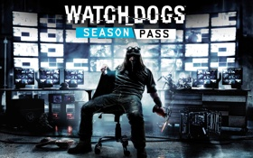 Обои Ubisoft, Ubisoft Montreal, Сторожевые псы, Ubisoft Reflections, Watch_Dogs, Season Pass