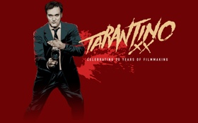 Картинка актёр, сценарист, Quentin Tarantino, Квентин Тарантино, кинорежиссёр, кинопродюсер, кинооператор