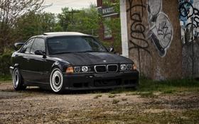 Обои bmw, бмв, тачки, cars, auto wallpapers, авто обои, e36