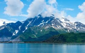 Обои kenai fjords national park, alaska, сша, кенай-фьордс