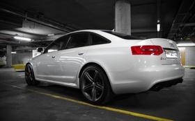 Обои авто, фото, Audi, стоянка, парковка, cars, auto