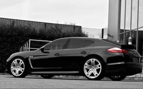 Картинка Porsche, тачки, Panamera, порше, cars, auto wallpapers, авто обои