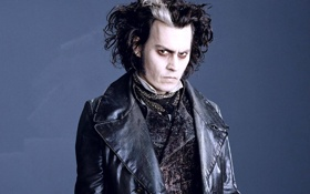 Обои johnny depp, джонни депп, суини тодд, sweeney todd