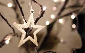 Картинка звездочка, звезда, серьга