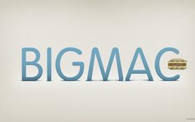 Обои аймак, imac, mac, bigmac, бигмак