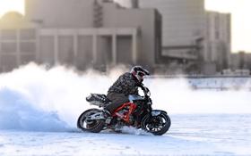 Обои поворот, superbike, мотоцикл, спортбайк, байкер, сенг, шлем