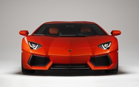 Картинка 2012, Lamborghini, Aventador, LP700-4