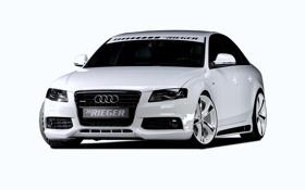 Картинка 2011, Audi, ауди, седан, тюнинг, Sedan, Rieger