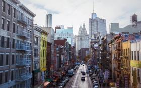 Картинка New York, NYC, New York City, Chinatown