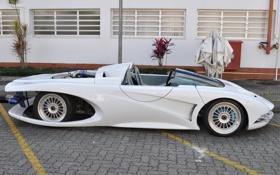 Картинка Prototype, Chevrolet Corvette, 500 HP