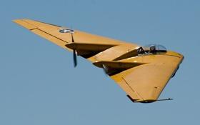 Картинка полет, Northrop, N-9M, «Летающее крыло»