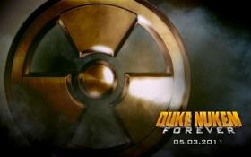 Обои Symbol, Duke Nukem, Forever, Release date