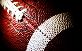 Обои спорт, мяч, текстура, регби, шнуровка
