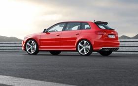 Обои Audi, авто, RS3