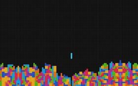 Картинка цвета, блоки, минимализм, тетрис, tetris