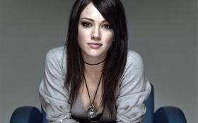 Обои актриса, красивая, не знаю как зовут