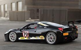 Картинка Ferrari, феррари, 458, Evoluzione, 2014, Challenge