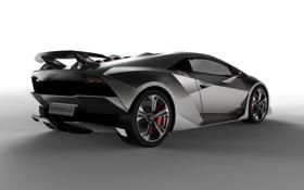 Картинка Concept, Концепт, Lamborghini Sesto Elemento