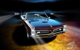 Обои Pontiac, GTO, 1967