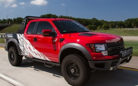 Обои Ford, авто, форд, тюнинг, обои, F-150, Roush