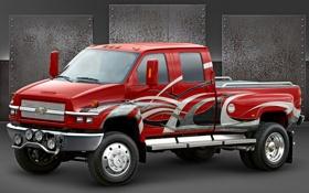 Картинка concept, duty, truck, c4500, medium