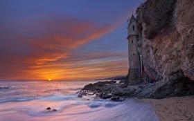 Обои Laguna Beach, Victoria beach, La Tour