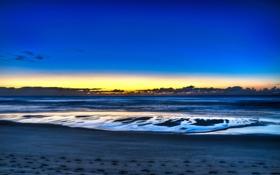 Обои фото, океан, вода, вид, море, пляжи, берег