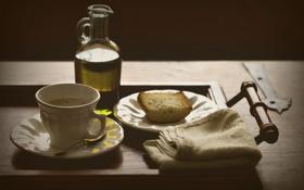 Картинка фон, еда, завтрак