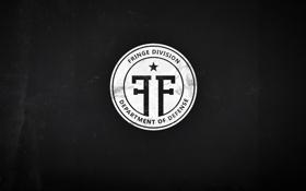 Картинка логотип, Department of Defense, Fringe Division