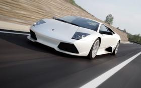 Картинка cars, yellow, Lamborghini