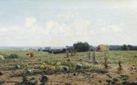 Картинка картина, Крачковский, Бахча