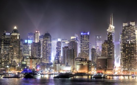 Картинка United States, New Jersey, Union City, Turn On The Bright Lights