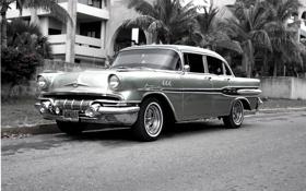 Обои car, auto, retro, classic car
