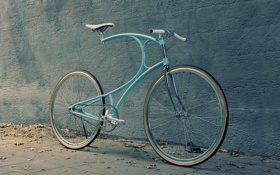 Обои велосипед, ретро, bike
