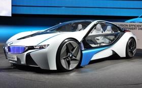Обои BMW, model, new