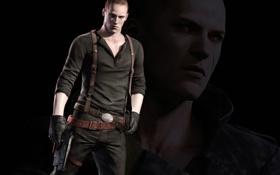 Картинка biohazard, Обитель зла, Resident Evil 6, Jake Muller, джейк мюллер
