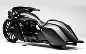Обои чёрный, концепт, белый фон, Хонда, Honda, 2011 concept, Stammer