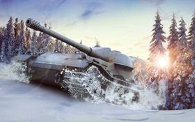 Обои tank, VK 72.01 (K), танк, танки, World of Tanks, Wargaming.Net, Германия