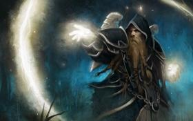 Обои фон, WoW, World of Warcraft, Варкрафт, Priest, ВоВ, Прист
