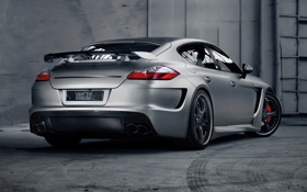 Картинка 970, Porsche, панамера, порше, 2010, TechArt, Panamera