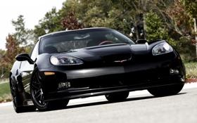 Обои Corvette, Шевроле, передок, Корвет, Pratt & Miller, C6RS