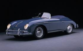 Картинка porsche 356, порше, автомобили, ретро