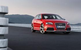Обои Audi, обои, машины, фото, RS3, тачки, ауди