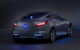 Обои 2009, Buick, Concept, Riviera