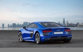 Обои Audi, ауди, concept, e-tron, 2015, piloted driving