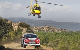 Обои Ford, Авто, Спорт, Машина, Скорость, Форд, Вертолет