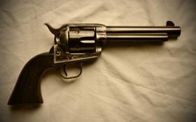 Картинка ствол, револьвер, оружие